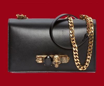 Ten Loves: Alexander McQueen Jewelled Satchel