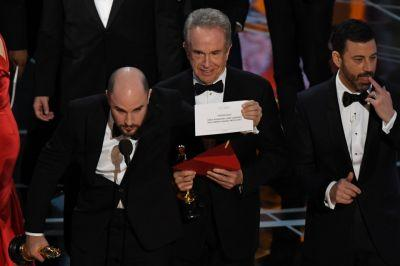 Most shocking moment in Oscars history: Presenters call the wrong winner for best picture