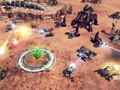 EA Looking For Feedback On Command & Conquer Remaster And The Series' Future On PC