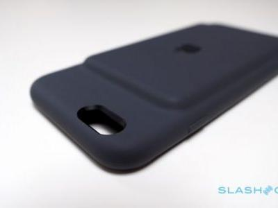 IPhone XS Smart Battery Case leaked with tipped quick release