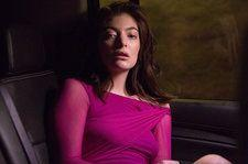 Lorde's Pink Dress in 'Green Light' Is Likely Sant' Angelo & There's One on eBay