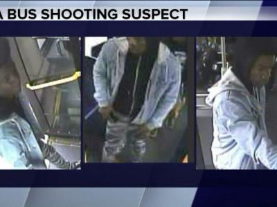 Surveillance images released of man wanted in CTA bus shooting on South Side