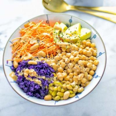 Best Vegan Chickpea Salad