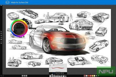 Sketchable UWP app updated for Windows 10