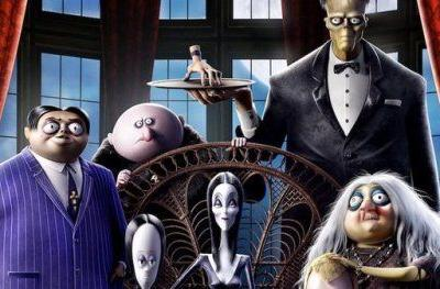 The Addams Family Trailer: The Creepy Clan Get Their First