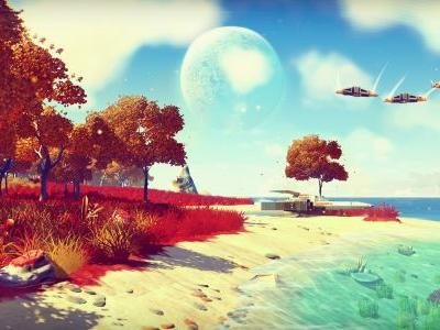 No Man's Sky is coming to Xbox One on July 24 with synchronous co-op
