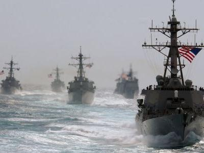 US Navy warships just challenged China with a South China Sea sail-by operation, and Beijing is furious