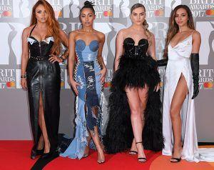 BRIT Awards 2017: The Best From The Red Carpet