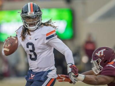 Gamecocks' defense worried about Virginia quarterback Bryce Perkins