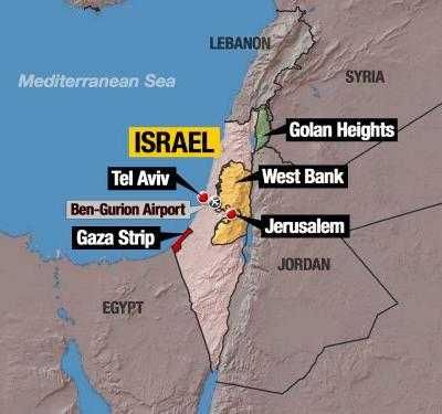 Israel's army: Iranian forces in Syria fired projectiles at Israeli positions