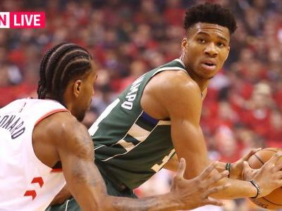 Bucks vs. Raptors: Live score, Game 4 updates, highlights from 2019 Eastern Conference finals