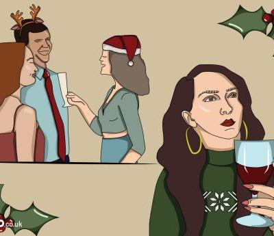 What it's like to be depressed at Christmas