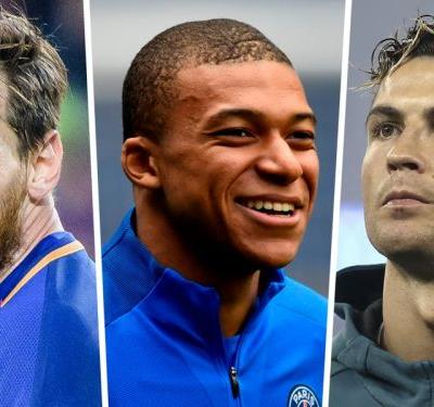 Messi, Mbappe, Ronaldo & Salah all nominated for FIFA's The Best Men's Player of the Year