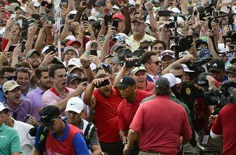 Column: Tiger Woods is back, and golf is better for it