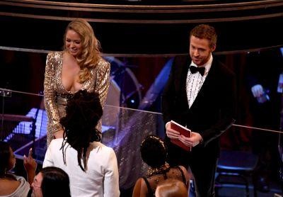 Ryan Gosling Had a Special Date at the Oscars, but It's Not What You Think