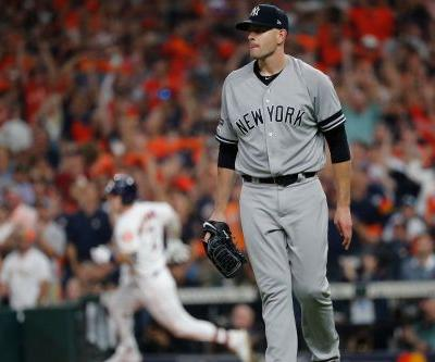 James Paxton's one-word reaction to ALCS hook says it all