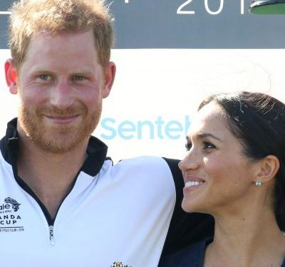 Prince Harry reportedly broke a major royal travel rule for Meghan Markle