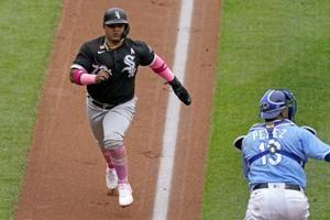Mercedes carries White Sox over Royals 9-3 to complete sweep