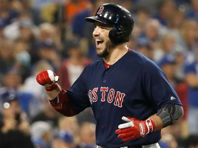 MLB free agency news: Red Sox agree to 1-year deal with 1B Steve Pearce