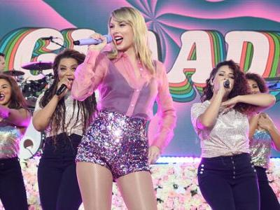 Look What They Made Her Do: Taylor Swift To Re-Record Her Catalog