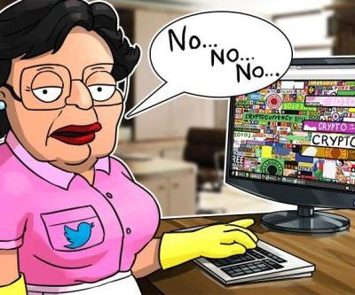 Bitcoin Hit Hard Again, As Twitter Moves To Ban Crypto Ads