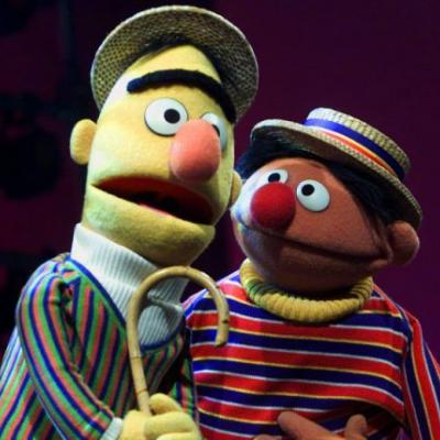 'Sesame Street' wants to clarify: Bert and Ernie aren't gay