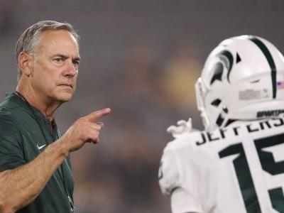 Michigan State football: Spartans know it's a good time for a bye week
