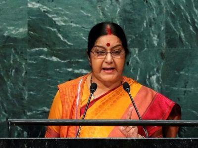 India denies Trump's claim that they joined Paris agreement for foreign aid