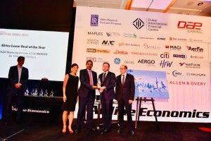 Ethiopian Wins Africa Lease Deal Of The Year 2018 Award