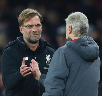 Klopp pays tribute to 'role model' Wenger
