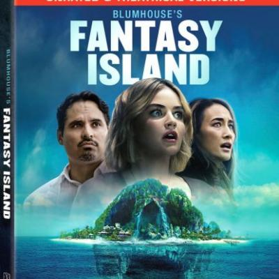 FANTASY ISLAND: UNRATED EDITION Starring Lucy Hale & Michael Peña Is Now Available On Blu-ray & DVD