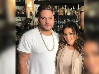 Ronnie Ortiz-Magro's Baby Mama Jen Harley Reportedly Arrested for Domestic Battery