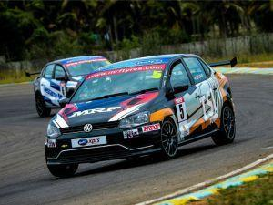 Volkswagen Ameo Class 2019 Round 1 Changing Weather And Multiple Winners