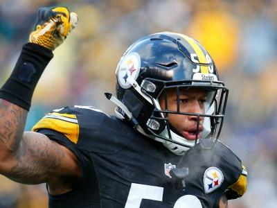 NFL Draft 2018: Ryan Shazier walks across stage, announces pick for Steelers