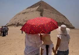 Two of Egypt's oldest pyramids opened for tourism for first time since 1965