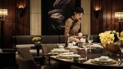 Jin House at Four Seasons Hotel Tianjin Has Been Awarded 2021 Black Pearl One Diamond