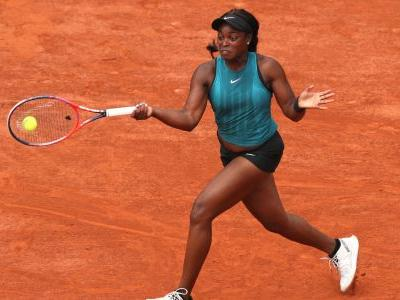 French Open 2018: Sloane Stephens sets up all-American semifinal in Paris