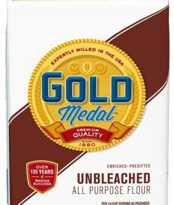 Salmonella risk prompts recall of some bags of General Mills' Gold Medal flour