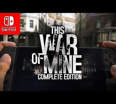 This War of Mine Complete Edition to Bring Horrors of War to Switch