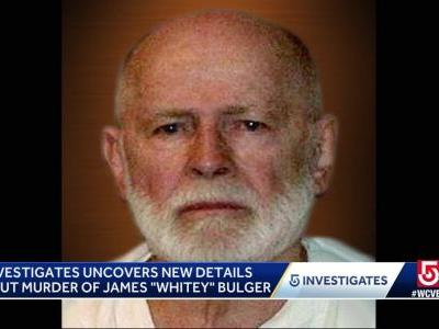Official: Discipline issues led to Whitey Bulger's transfer from Central Florida prison