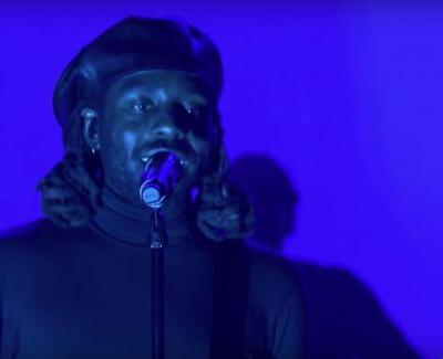 "Watch Blood Orange Play A Luminous ""Charcoal Baby"" On The Tonight Show"