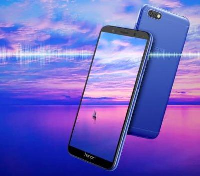 Honor 7S Smartphone Gets Official