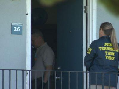 FBI agents search Sacramento apartment