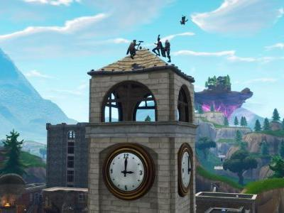 Fortnite Guide: Where To Dance On Clock Tower, Pink Tree, Porcelain Throne Location