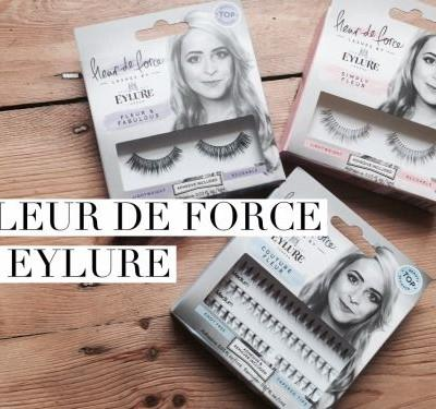 FLEUR DE FORCE TEAMS UP WITH EYLURE LONDONThis is a very