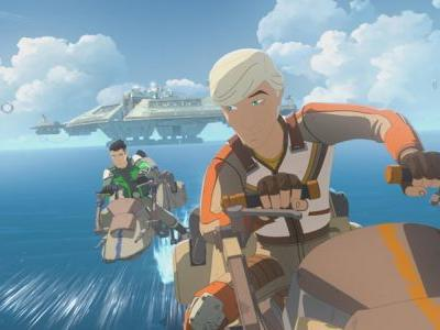 Check Out This Sneak Peek of Elijah Wood in Star Wars Resistance