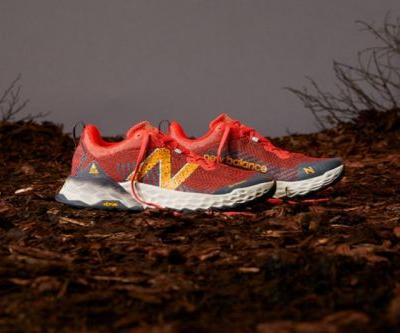 Hit The Trails With New Balance's Grippy Fresh Foam Hierro v6
