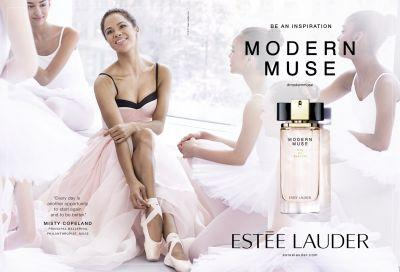 Congrats to Ballerina Misty Copeland, the Stunning New Face of Estée Lauder!