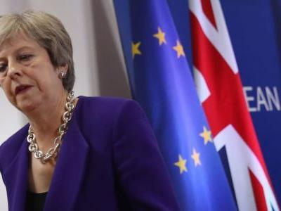 Theresa May's government expects to agree a Brexit deal by 21 November