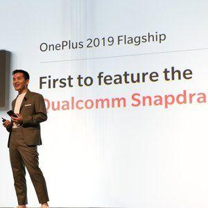 No, OnePlus will probably not be the first company to sell you a Snapdragon 855 phone